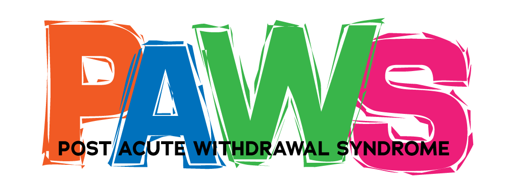 acronym logo for post acute withdrawal syndrome