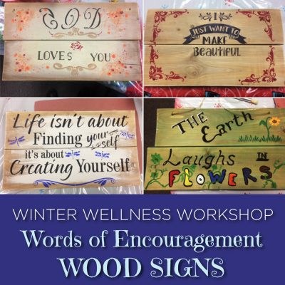 words of encouragement wood signs photo compilation