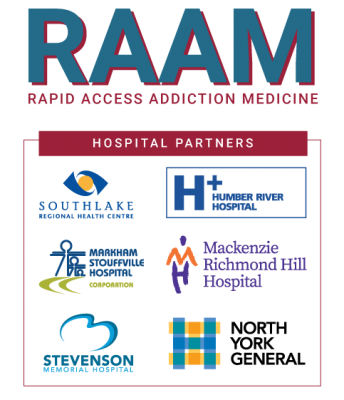 Rapid Access Addiction Medicine