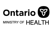 Ontario Ministry of Health Logo