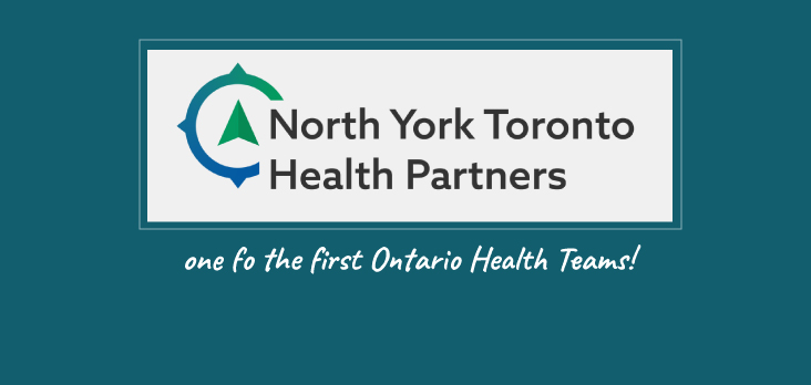 north york toronto health partners logo