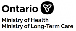 Ontario Ministry of Health & Long-Term Care Logo